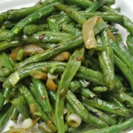 V7 Dry Sauteed String Bean